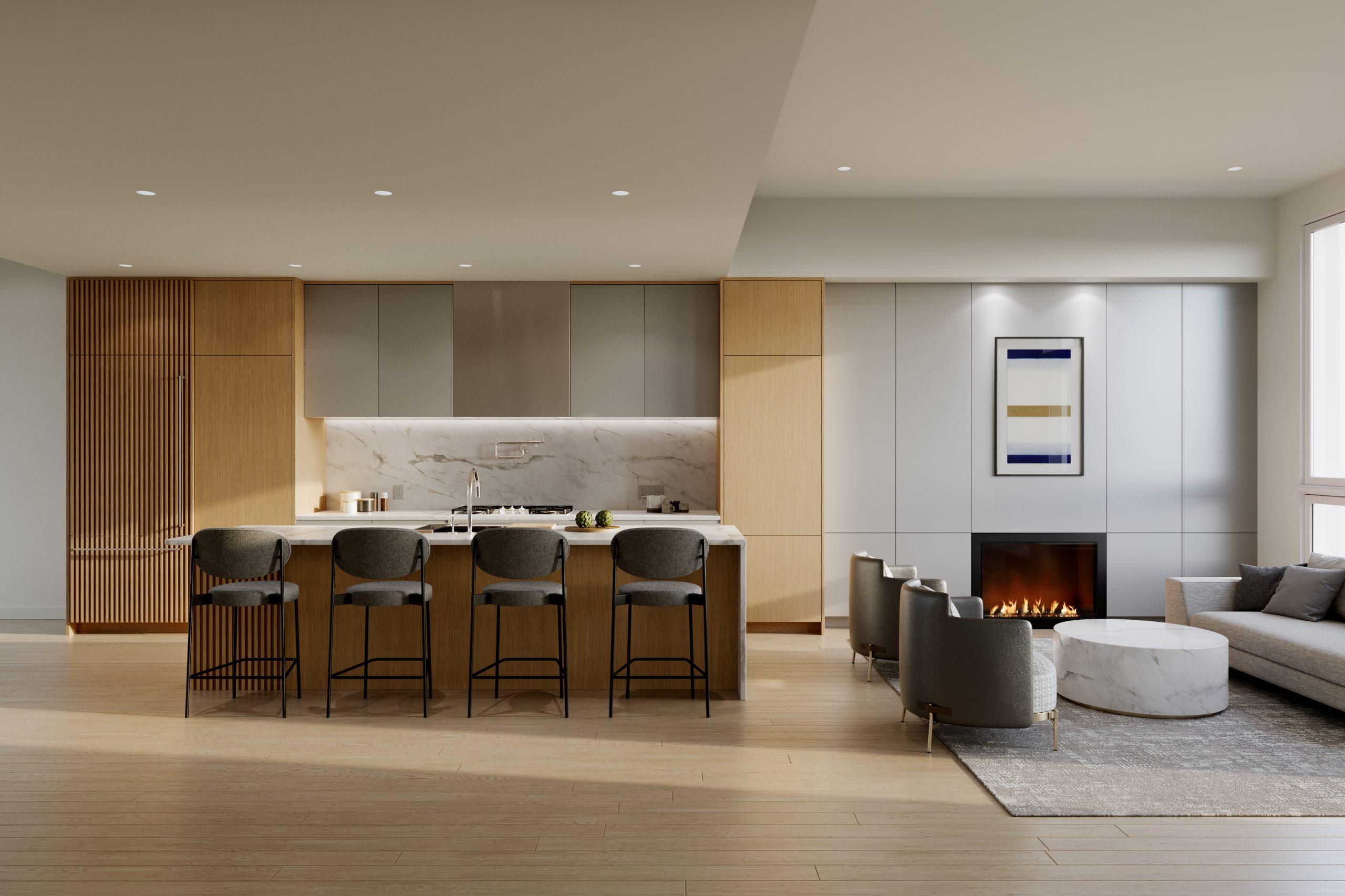 413 E 50th St Kitchen