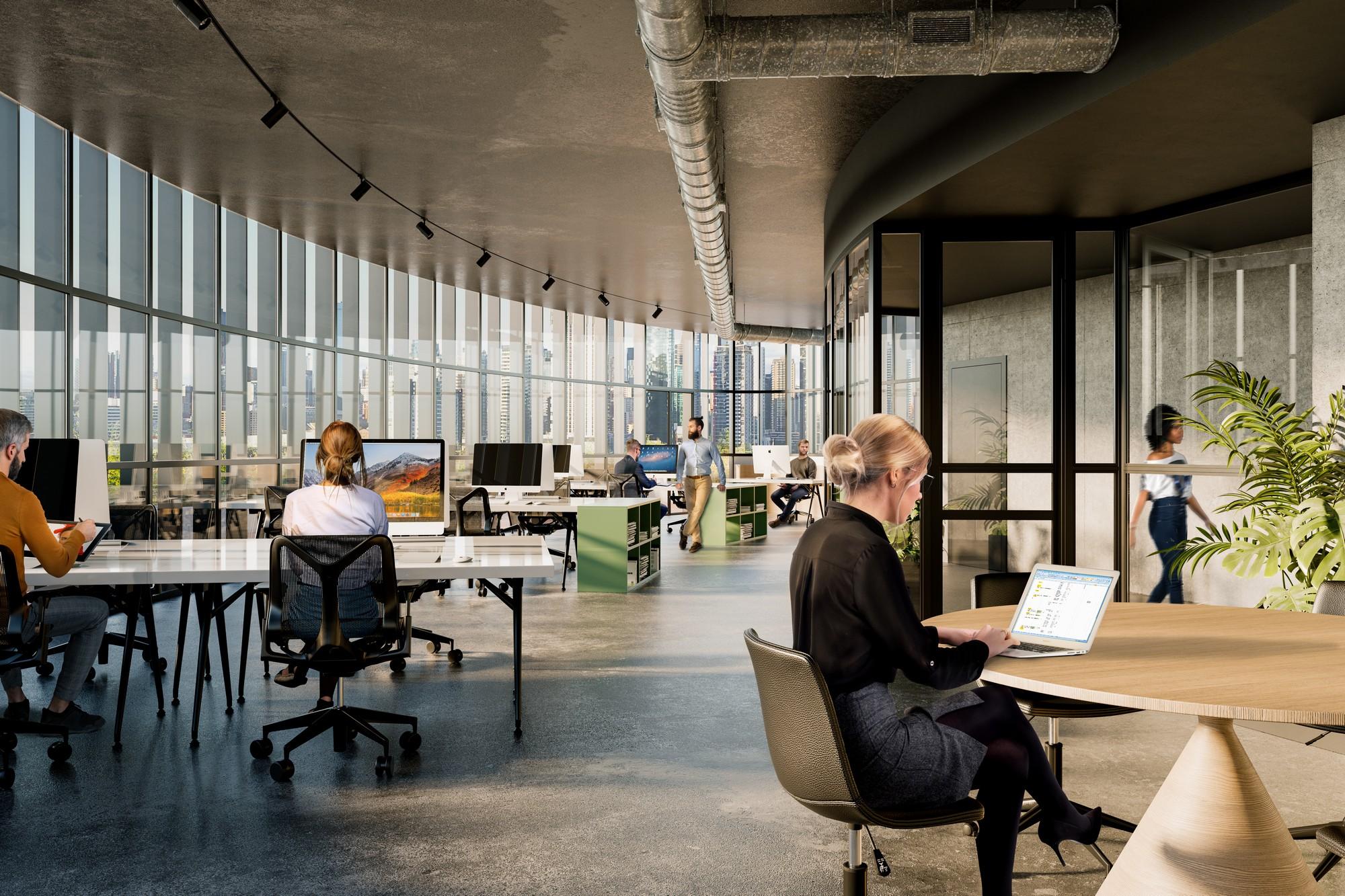195 Ferrars Street - Office space 2