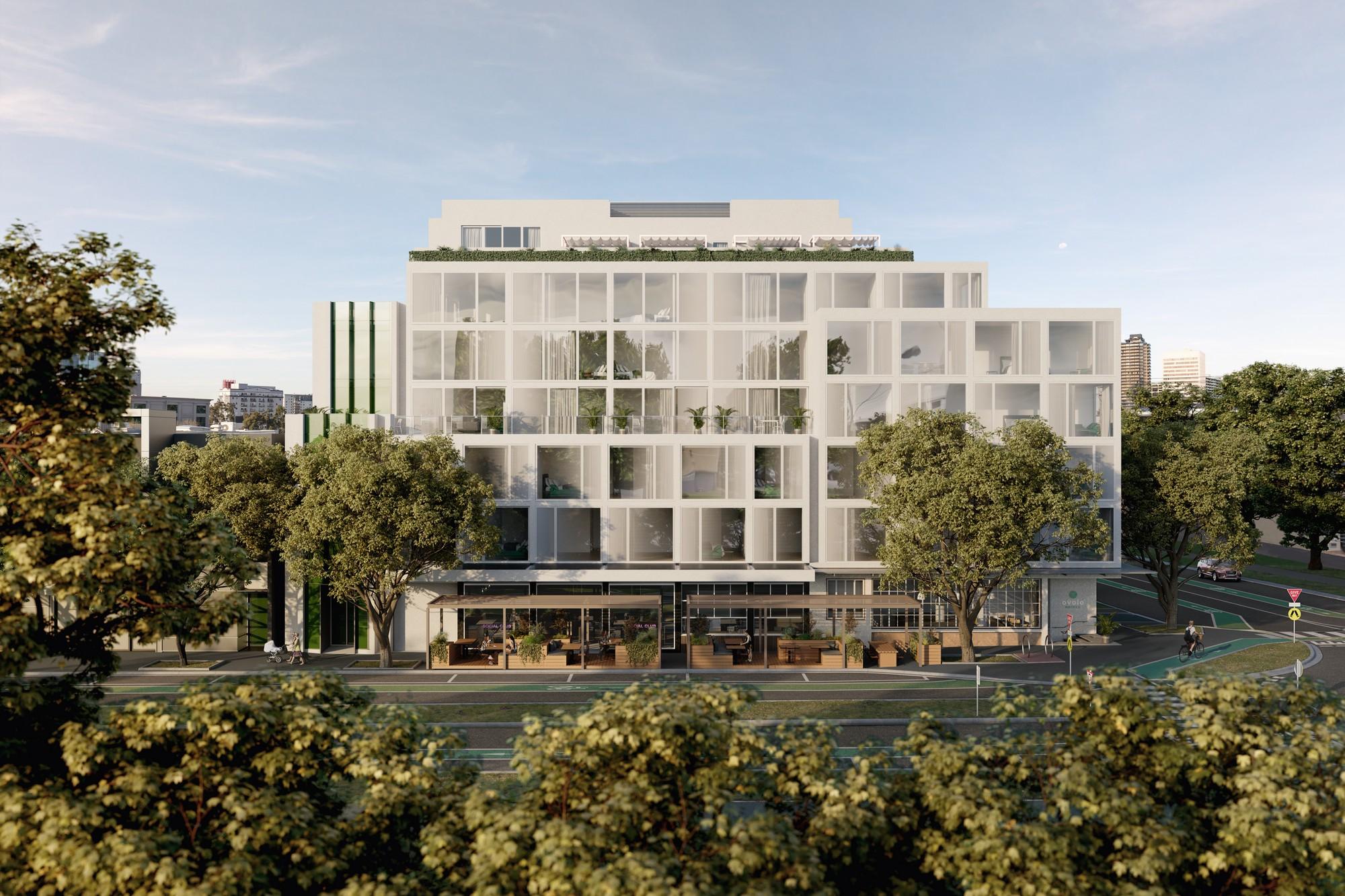 South Melbourne Hotel - Exterior 2