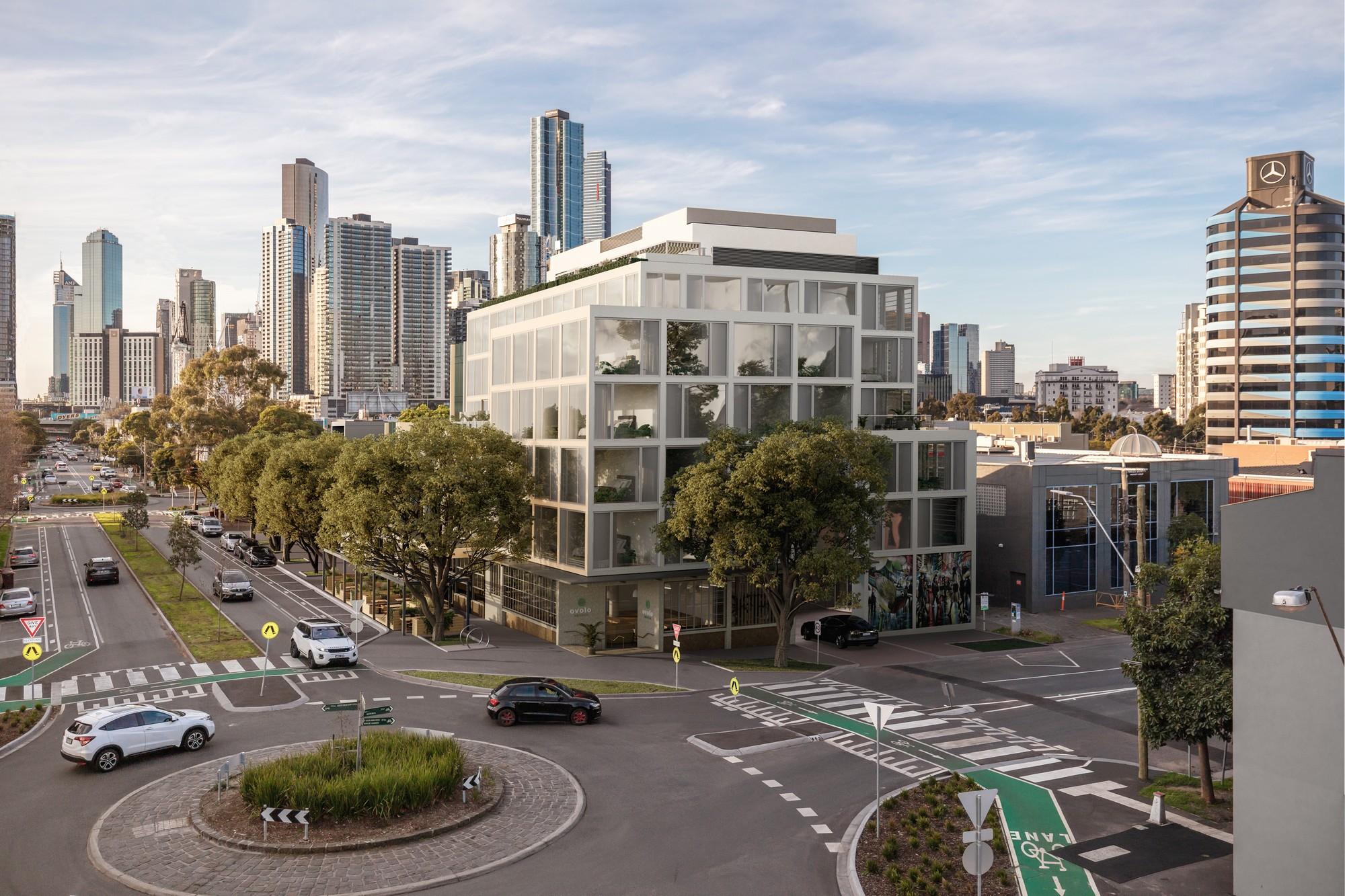 South Melbourne Hotel - Exterior