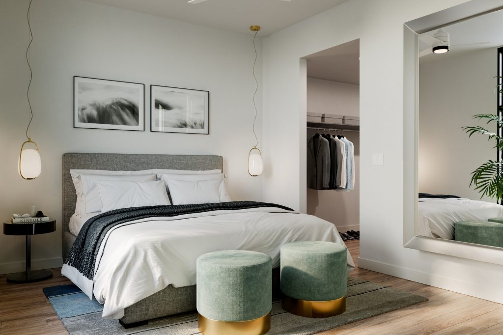 S'Park Timber - Bedroom