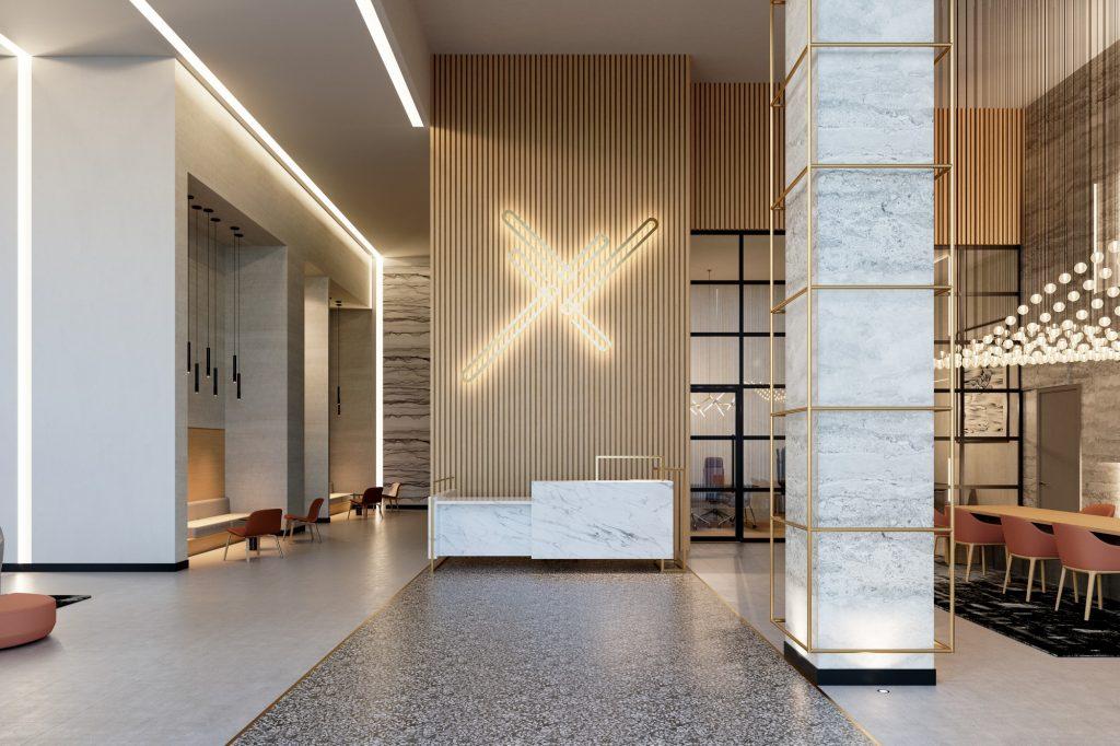 Douglas Tower II - Lobby 01