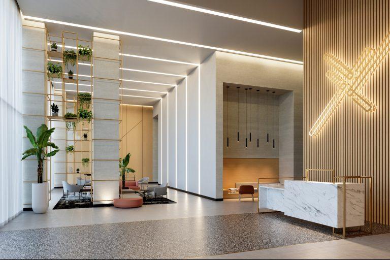 Douglas Tower II - Lobby 02