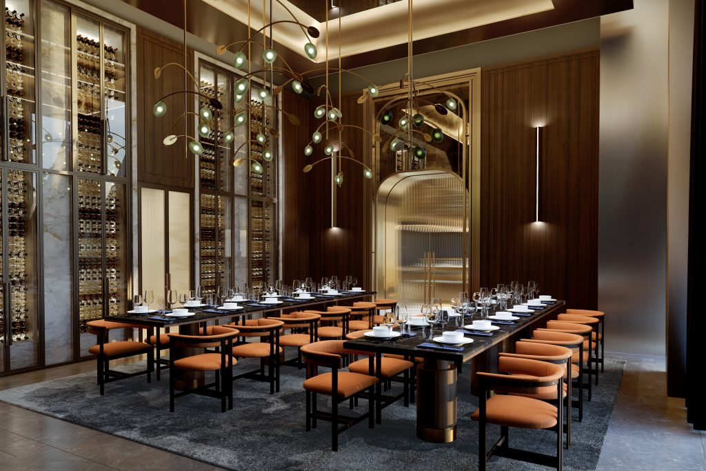 Andaz Toronto - Bar & Restaurant 01