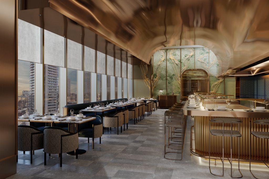 Andaz Toronto - Bar & Restaurant 02