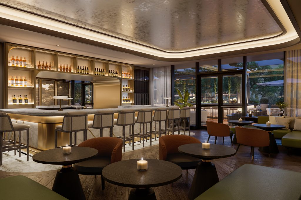 The Ritz-Carlton Toronto - Restaurant Terrace 01