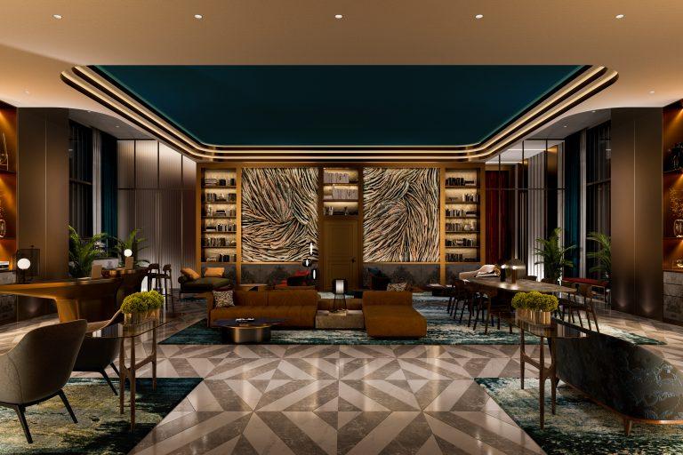 Andaz Toronto - Lounge 01