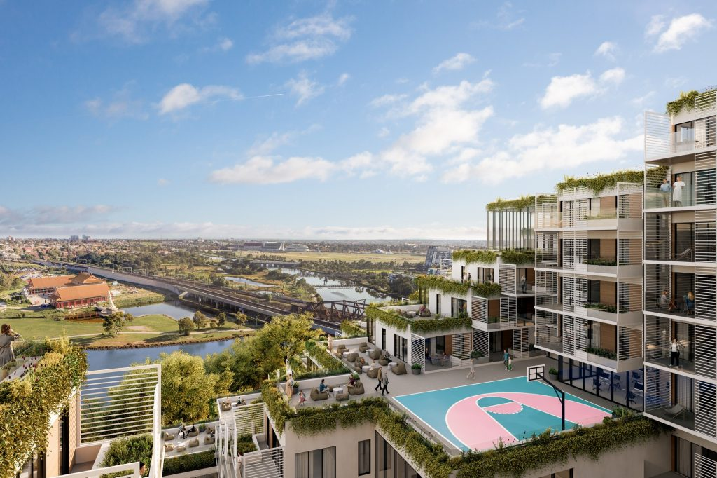 West Melbourne Waterfront View 04