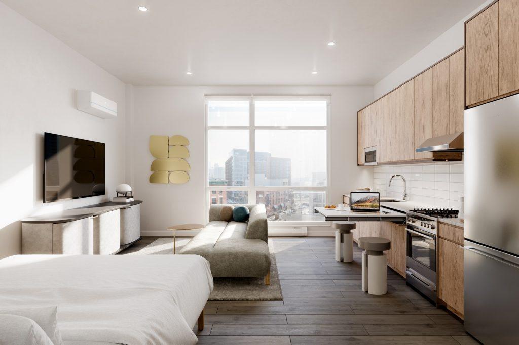 1122 W Chicago Avenue - Studio Apartment